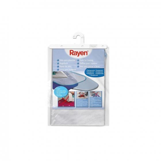 Paño para planchar  de Algodón RAYEN 35 x 70 cm - Translúcido - 1