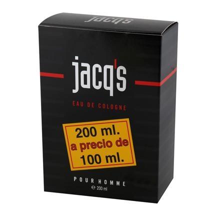 Agua de colonia  asculina Jacq's 200 ml.