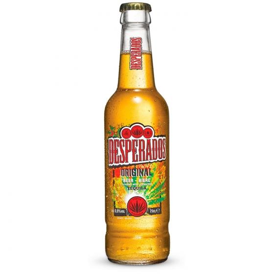 Cerveza Desperados Con Tequila Botella 33 Cl Carrefour