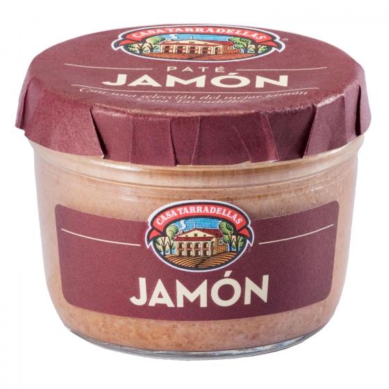 Paté de jamón Casa Tarradellas 125 g.