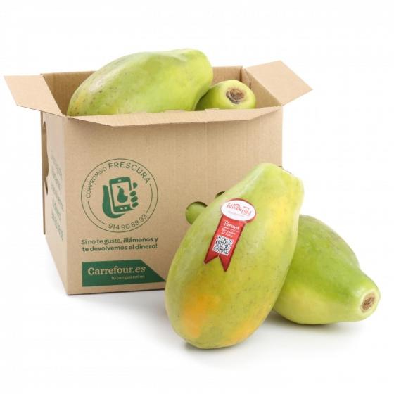 Papaya 500 g aprox - 1