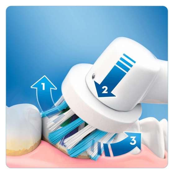 Cepillo dental cross action Oral-B 1 ud. - 4