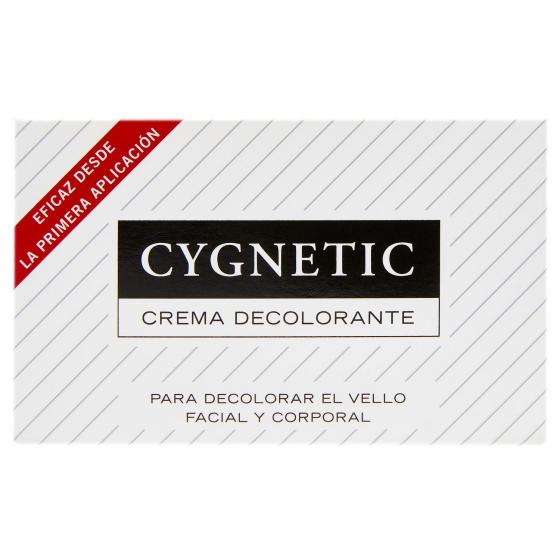 Crema decolorante Cygnetic 30 ml.