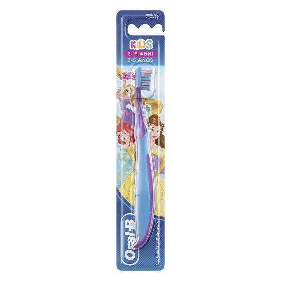 Cepillo dental Kids princesas Oral-B 1 ud.