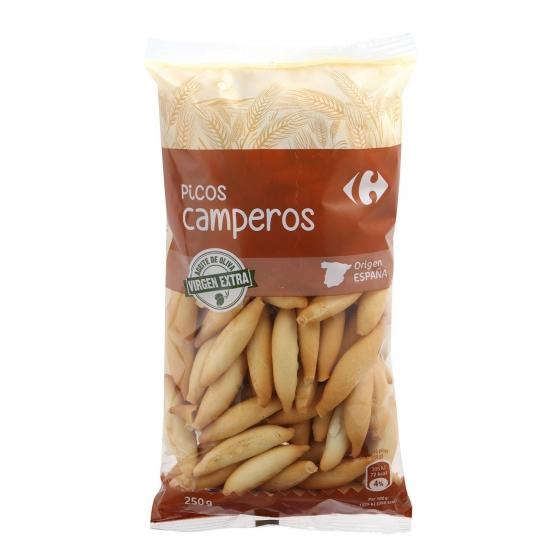 Picos camperos Carrefour 250 g.