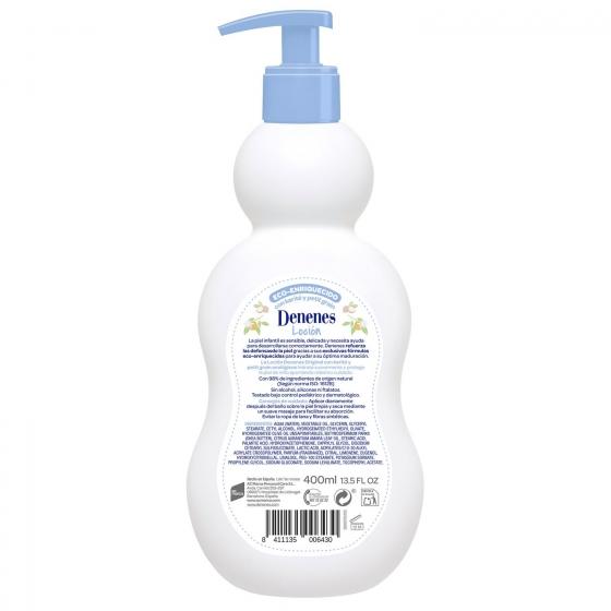 Leche hidratante felices sueños Denenes 400 ml. - 1