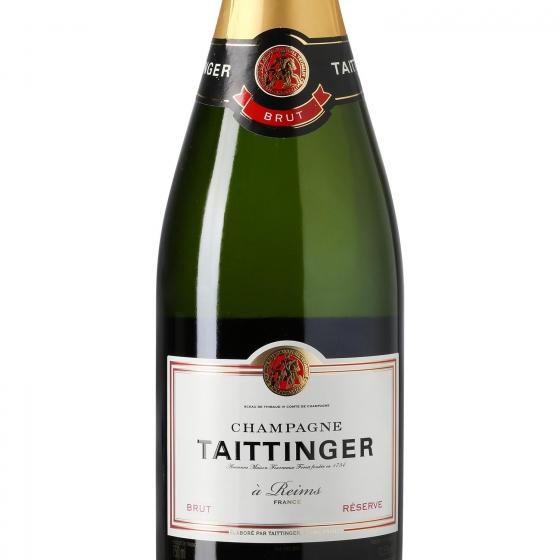 Champagne Taittinger brut reserva 75 cl. - 1