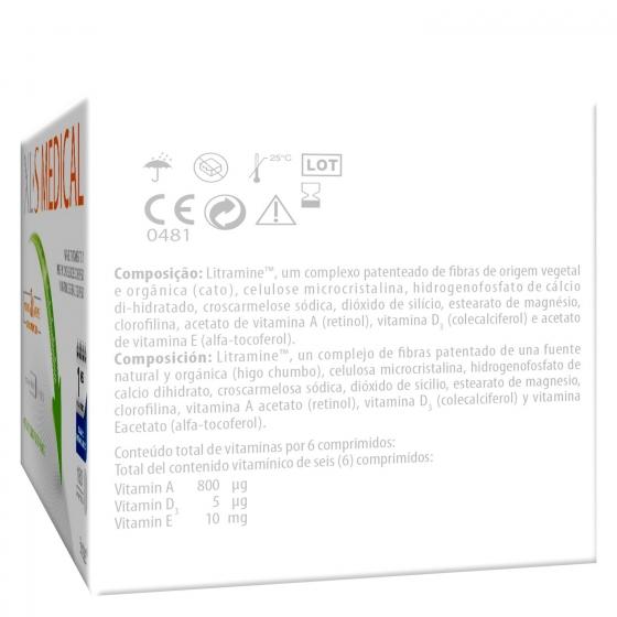 Captagrasas XLS Medical 180 ud. - 1