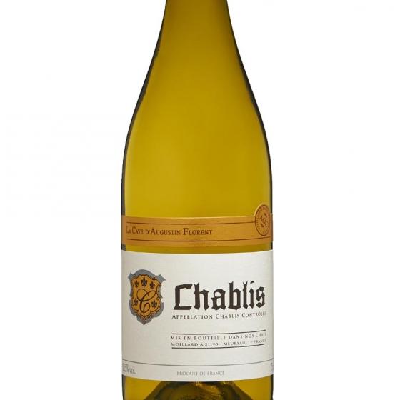 Vino blanco Chablís La Cave D'agustin Flotent 75 cl. - 1
