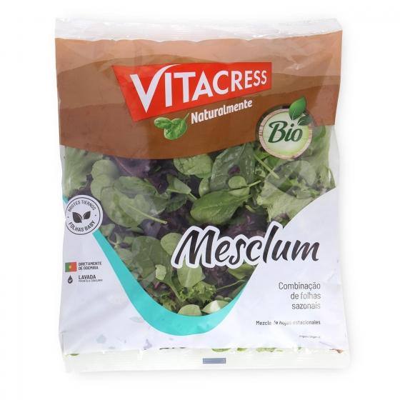 Ensalada Mesclum ecológica Vitacress 100 g - 1