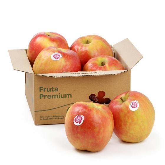 Manzana pink lady premium a granel 1 kg aprox