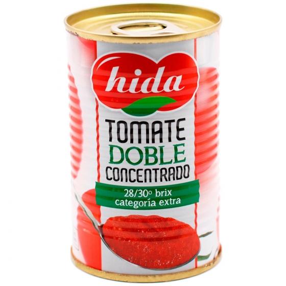 Tomate doble concentrado Hida 170 g.