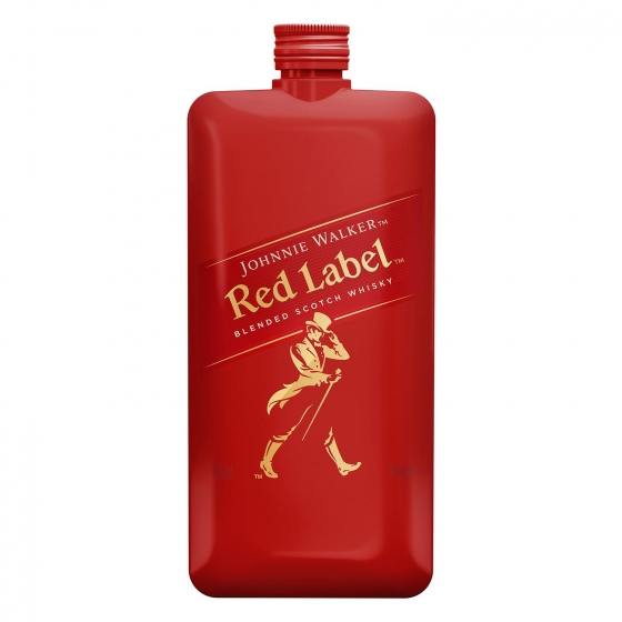 Whisky Johnnie Walker Red Label escocés 20 cl.