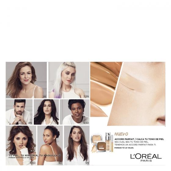 Corrector de ojos nº 7D ambre Accord Parfait L'Oréal 1 ud. - 6