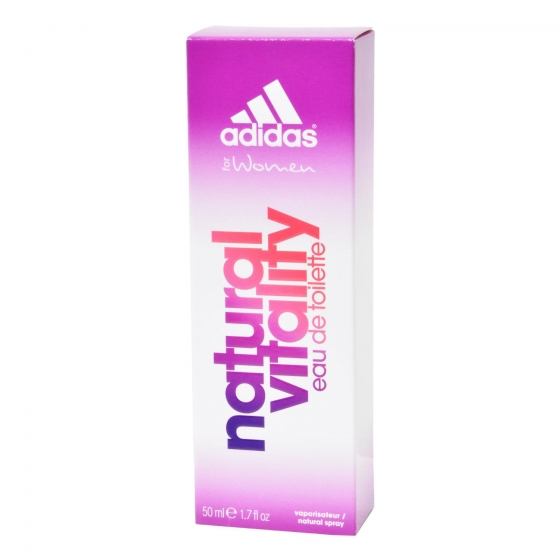 Agua de colonia woman Natural Vitality Adidas 50 ml.