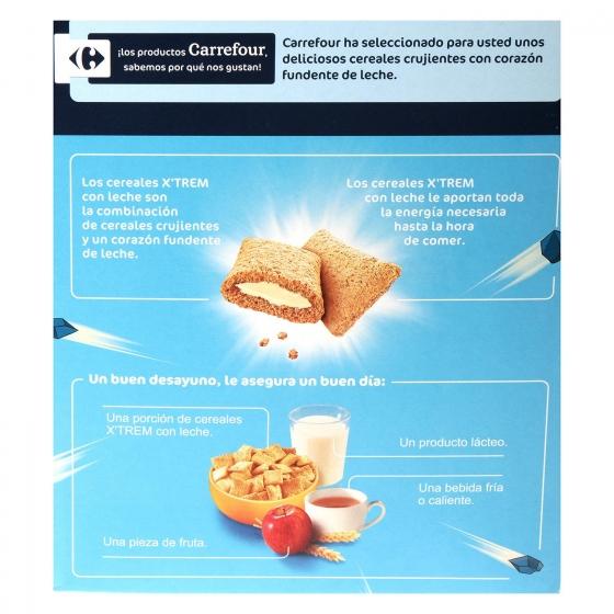 Cereales de leche Carrefour 500 g. - 1