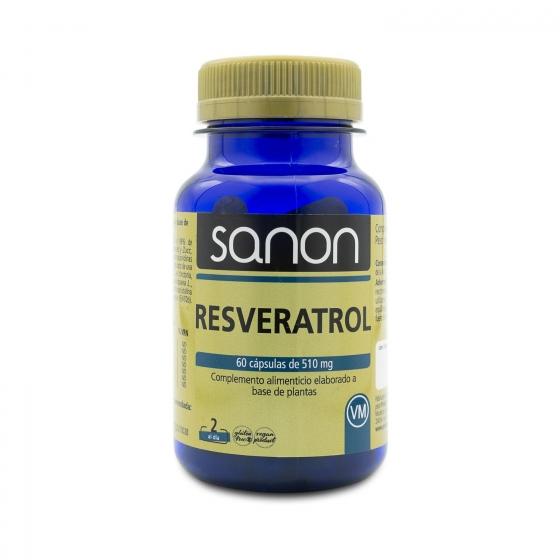 Reveractiv cápsulas Sanon 60 cápsulas.