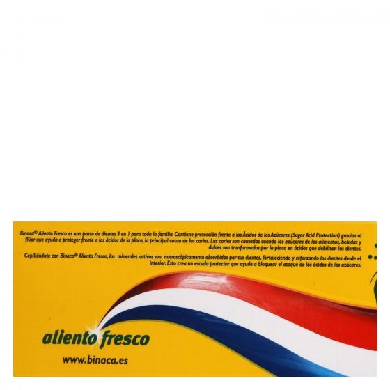Dentífrico Aliento Fresco Binaca 75 ml. - 1