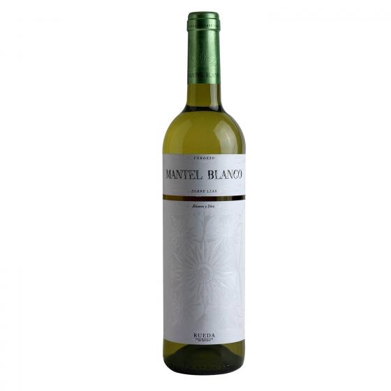 Vino D.O. Rueda blanco verdejo Mantel Blanco 75 cl.