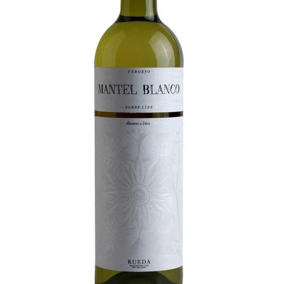 Vino D.O. Rueda blanco verdejo Mantel Blanco 75 cl. - 1