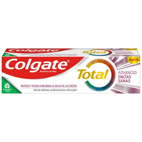 Dentífrico Total encías sanas Colgate 75 ml. - 6