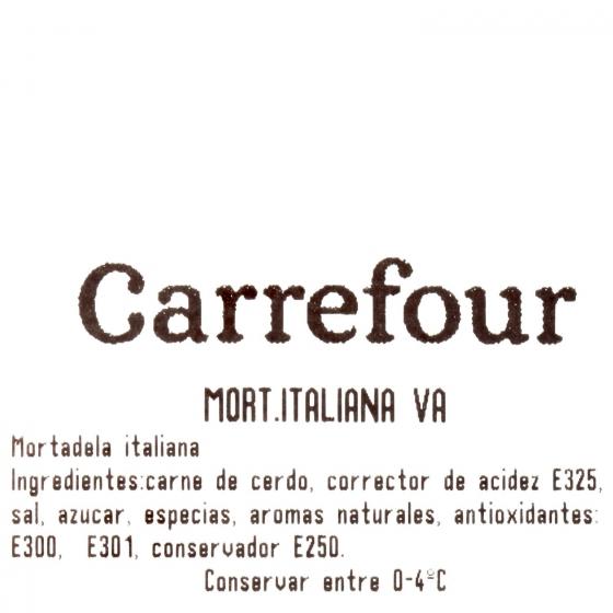 Mortadela italiana Fiorucci al corte 150 g aprox - 3