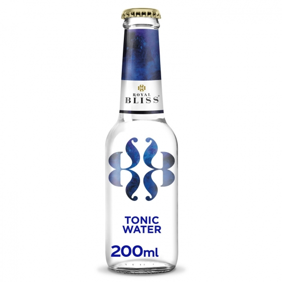 Tónica Royal Bliss botella 20 cl.