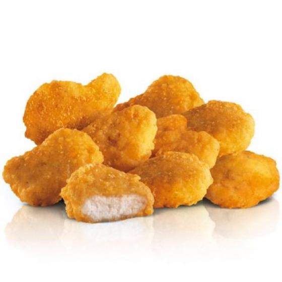 Nuggets de pechuga de pollo 250 g