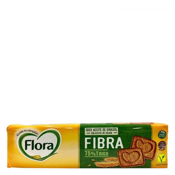 Galletas de fibra Flora 185 g.