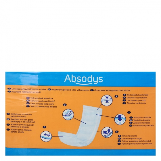 Compresas adulto Absodys Carrefour 28 ud. - 5