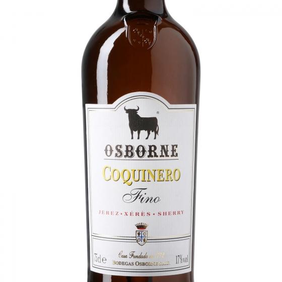 Vino Jerez fino Coquinero Osborne 75 cl. - 1