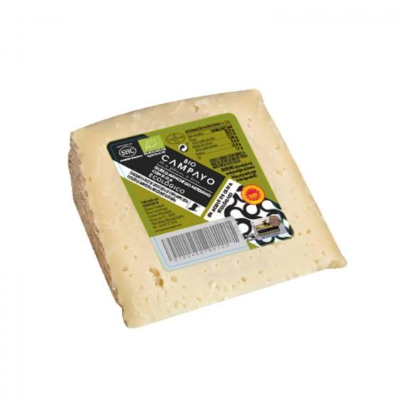 Queso en aceite curado D.O Manchego ecológico Campayo 200 g