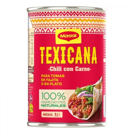 Chili con carne Texicana Maggi 425 g. - 1