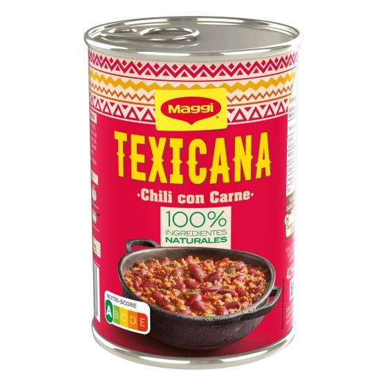 Chili con carne Texicana Maggi 425 g. - 3