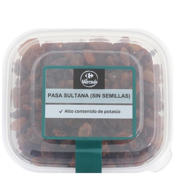 Pasa sultana (sin semilla) Carrefour tarrina 300 g - 3