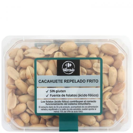 Cacahuete repelado frito Carrefour tarrina 250 g - 3