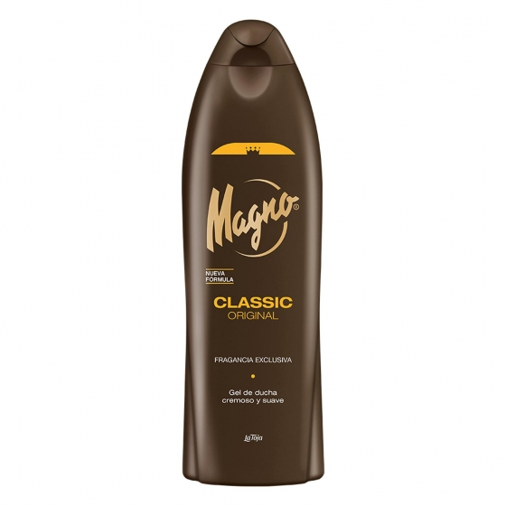 Gel de ducha classic Magno 550 ml.