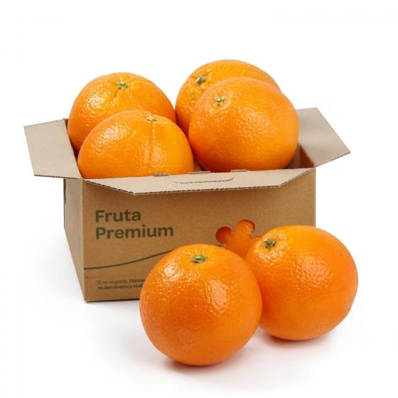 Naranja de mesa premium a granel 1 Kg aprox