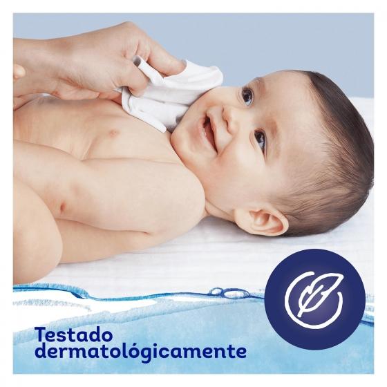 Toallitas para bebé con tapa aqua pure Dodot 48 ud. - 6