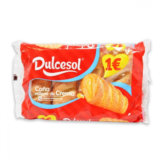 Milhojas de cacao DulceSol 4 ud. - 3