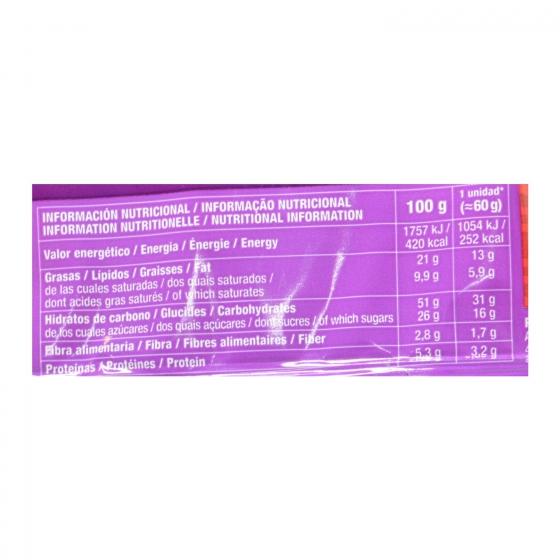 Milhojas de cacao DulceSol 4 ud. - 6