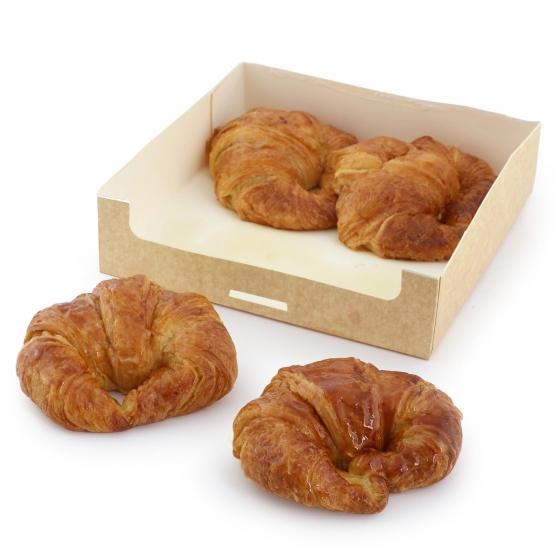 Croissant clásico Carrefour 4 ud