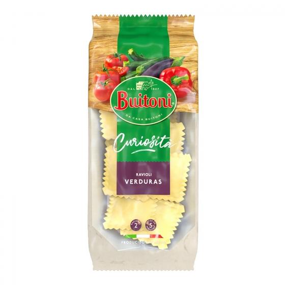 Ravioli de verduras Buitoni 230 g.