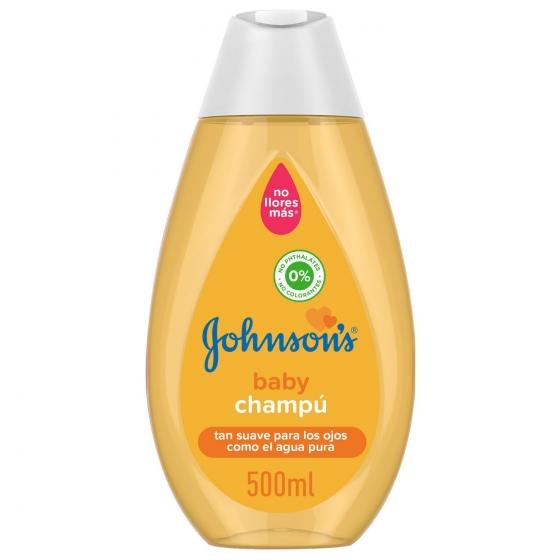 Champú Johnson's Baby 500 ml.