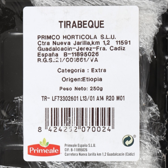 Tirabeques selecta  250 g - 3