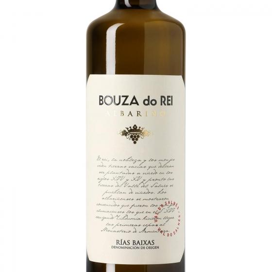 Vino D.O. Rías Baixas blanco albariño Bouza do Rei 75 cl. - 1
