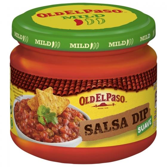 Salsa mexicana Old El Paso tarro 312 g.