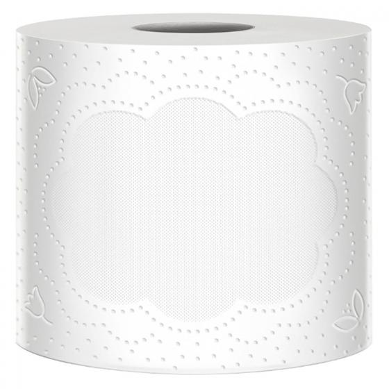 Papel higiénico 5 capas Cotton Foxy 4 rollos. - 1