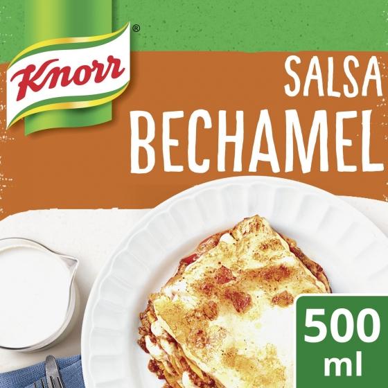 Salsa bechamel Knorr brik 500 ml. - 1