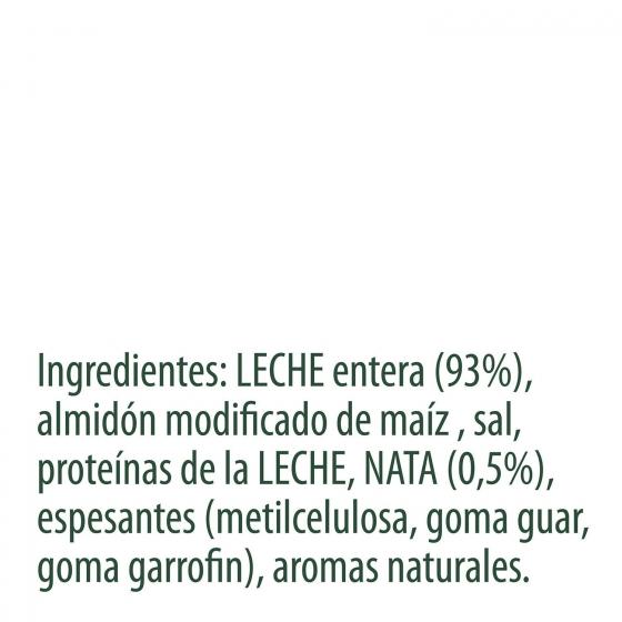 Salsa bechamel Knorr brik 500 ml. - 5